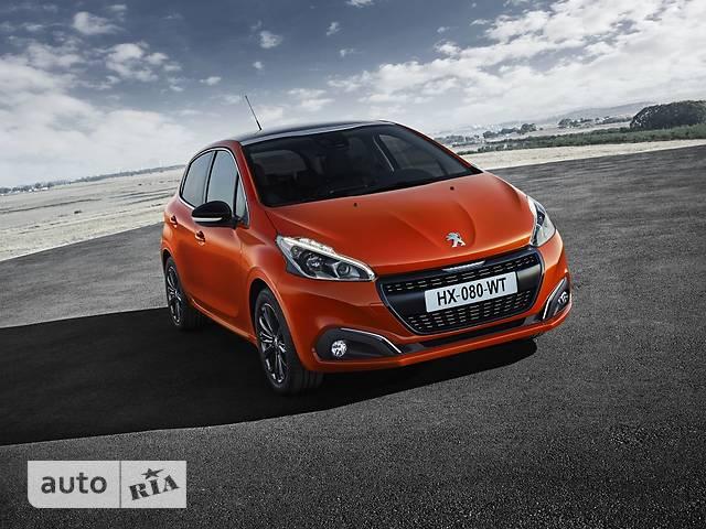 Peugeot 208 1.2 Puretech AT (110 л.с.) Start/Stop Allure