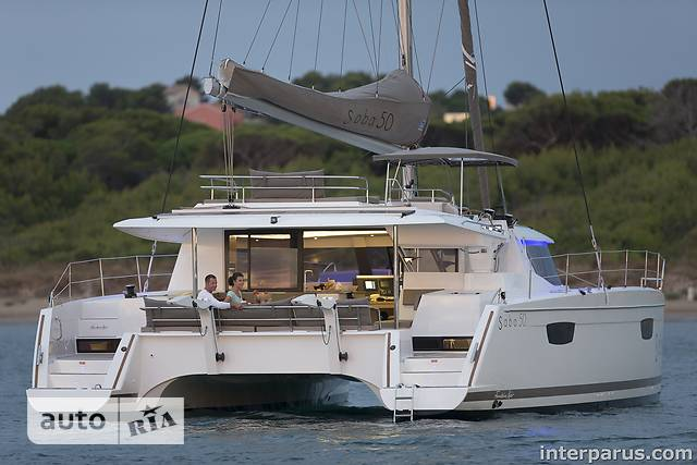 Fountaine-Pajot Saba 50 50