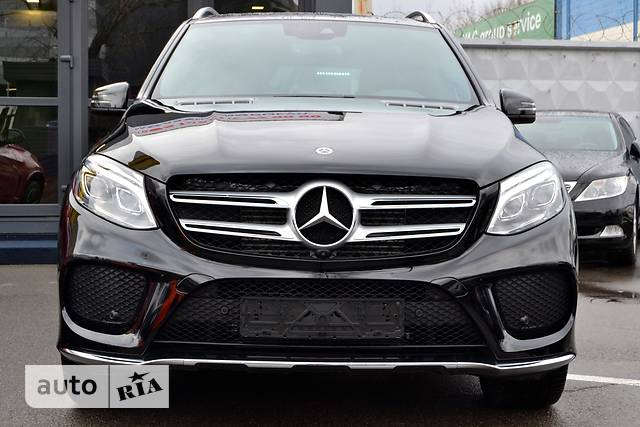 Mercedes-Benz GLE-Class GLE SUV 250d AT (205 л.с.) 4Matic