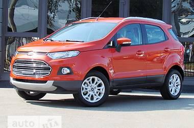 Ford EcoSport 1.5 АT (112 л.с.) Titanium 2017