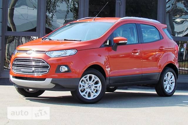 Ford EcoSport 1.5 АT (112 л.с.) Titanium