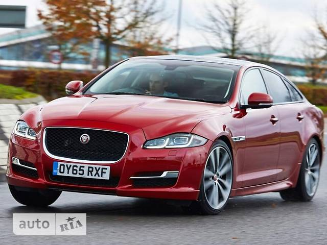 Jaguar XJ 3.0 AT (340 л.с.) SWB AWD R-Sport