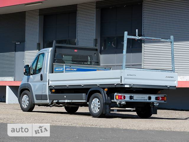 Citroen Jumper груз. 4-35-L3 (130 л.с.) 4WD