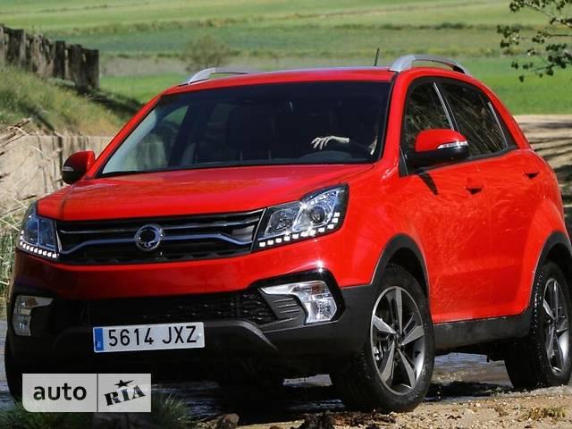 SsangYong Korando New 2.0 АT (149 л.с.) AWD DLX-1