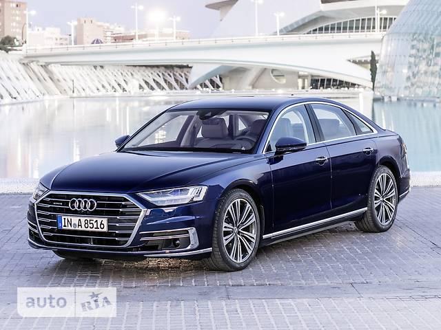 Audi A8 55 TFSI Tip-tronic (340 л.с.) Quattro