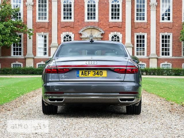 Audi A8 L 55 TFSI Tip-tronic (340 л.с.) Quattro