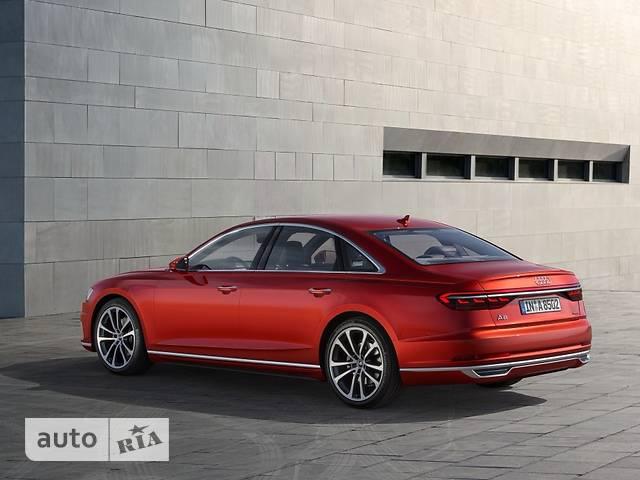 Audi A8 50 TDI Tip-tronic (286 л.с.) Quattro