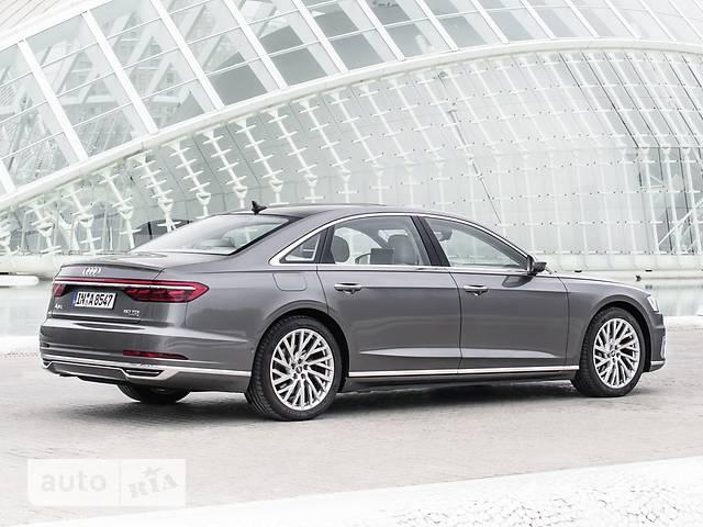 Audi A8 L 50 TDI Tip-tronic (286 л.с.) Quattro