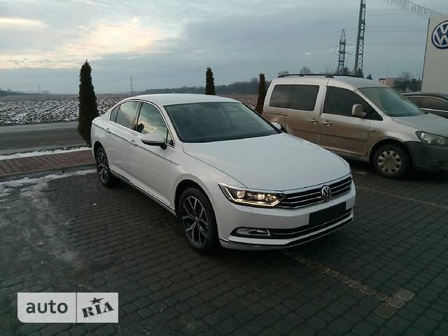 Volkswagen Passat B8 2.0 TDI AT (150 л.с.) Executive Life