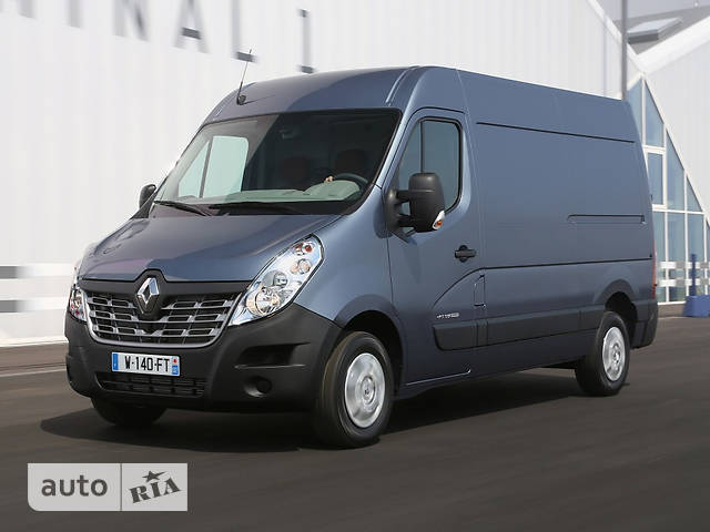 Renault Master груз. 2.3D MT (125 л.с.) L2H3 3500 TFG 1 233 D6