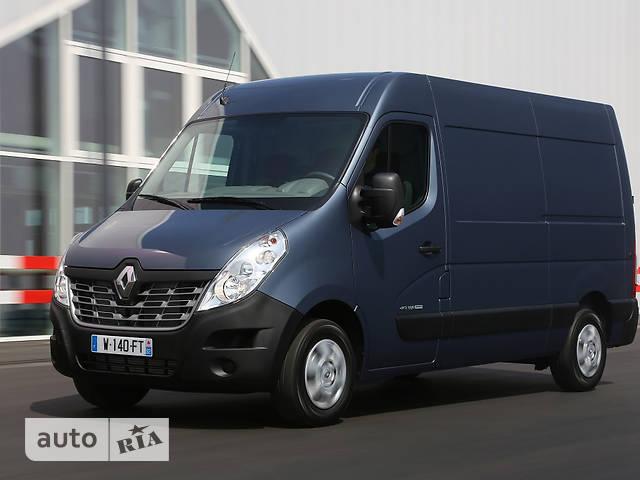 Renault Master груз. 2.3D MT (125 л.с.) L1H1 3500 TFG 1 113 D6