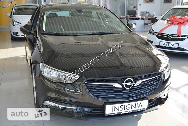 Opel Insignia Grand Sport 1.6D AT (136 л.с.) Start/Stop Edition