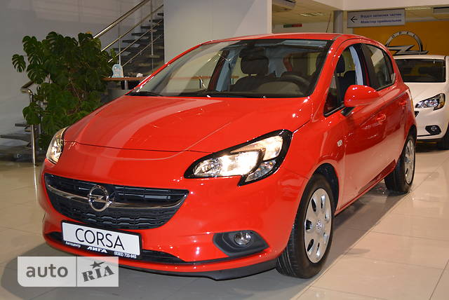 Opel Corsa 1.4 АТ (90 л.с.) Start/Stop Enjoy