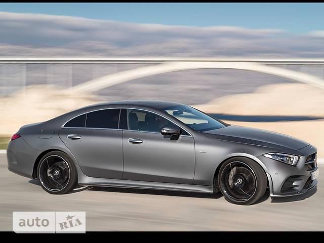 Mercedes-Benz CLS-Class 400d G-Tronic (340 л.с.) 4Matic