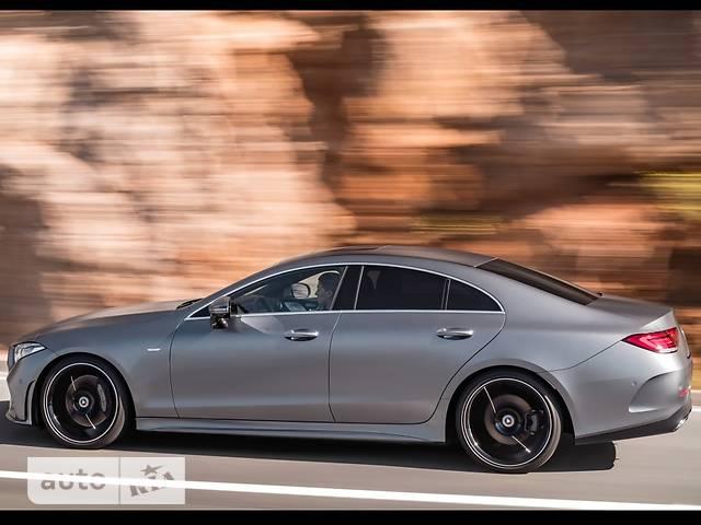 Mercedes-Benz CLS-Class 350d G-Tronic (286 л.с.) 4Matic