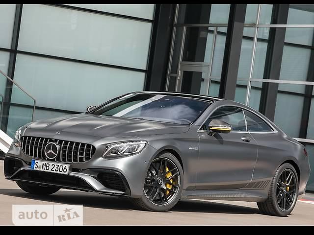 Mercedes-Benz S-Class AMG S 63 MCT (612 л.с.) 4Matic+