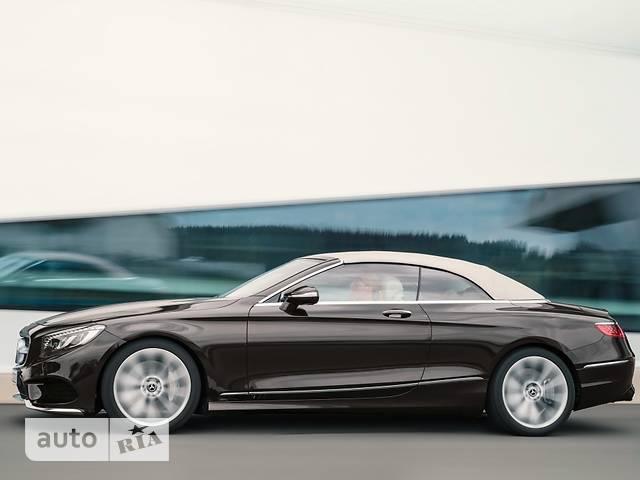 Mercedes-Benz S-Class S 560 G-Tronic (469 л.с.)