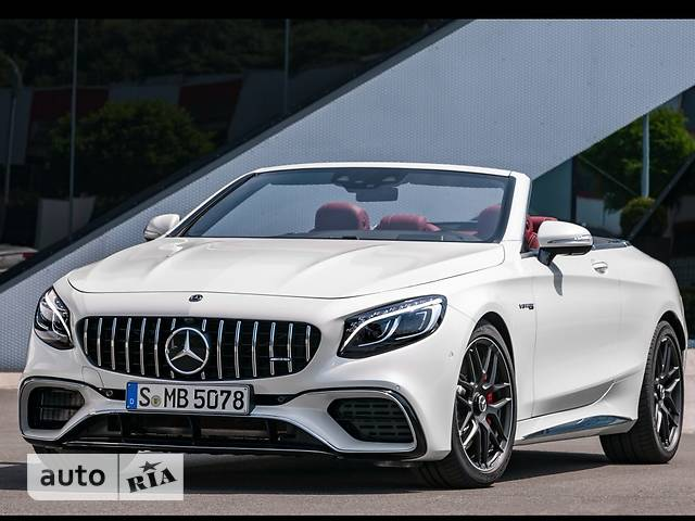 Mercedes-Benz S-Class AMG S 63 MCT (612 л.с.) 4Matic+