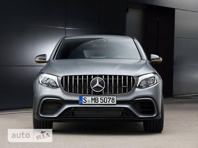 Mercedes-Benz GLC-Class Mercedes-AMG GLC Coupe 63S MCT (510 л.с.) 4Matic+