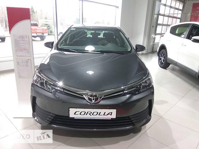 Toyota Corolla New 1.33 MT (99 л.с.) City