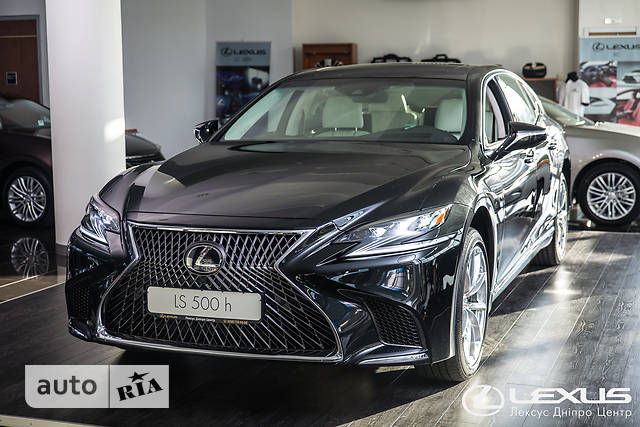 Lexus LS 500h AT (359 л.с.)  Executive