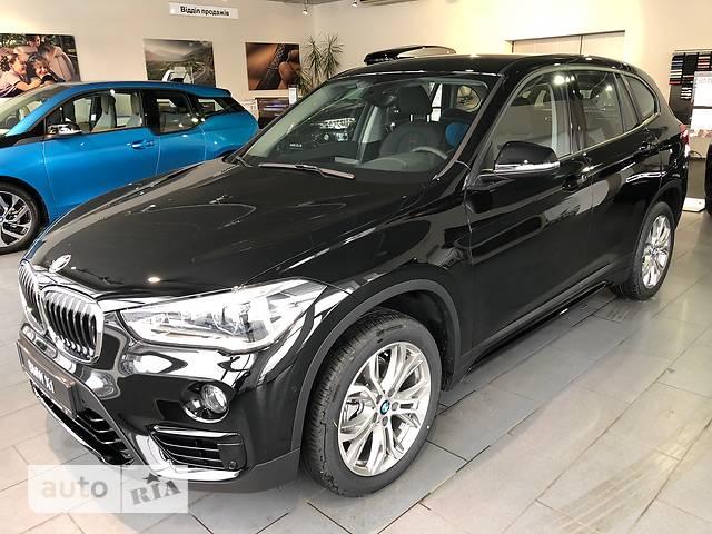 BMW X1 F48 18d MT (150 л.с.) xDrive