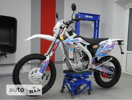 Geon Dakar 250E-4V Enduro