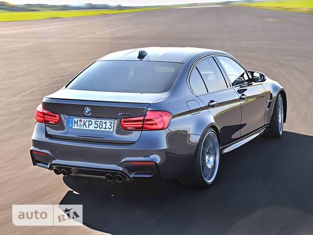 BMW M3 F80 3.0 МТ (431 л.с.) base