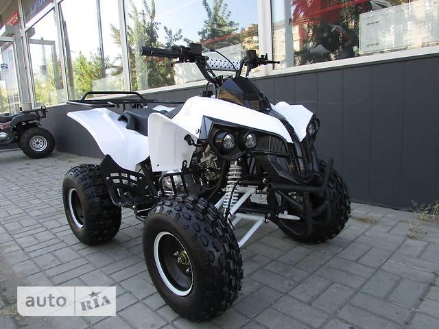 Comman ATV 125cc Alfa