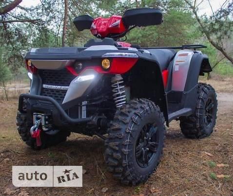 Linhai Yamaha LH 550 EFI