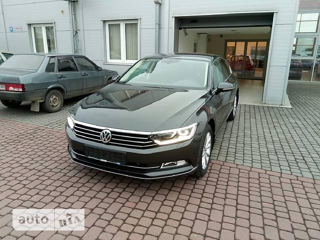 Volkswagen Passat B8 1.8 TSI АТ (180 л.с.) Trendline