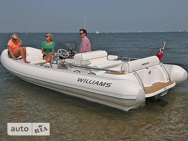 Williams Dieseljet 625 base