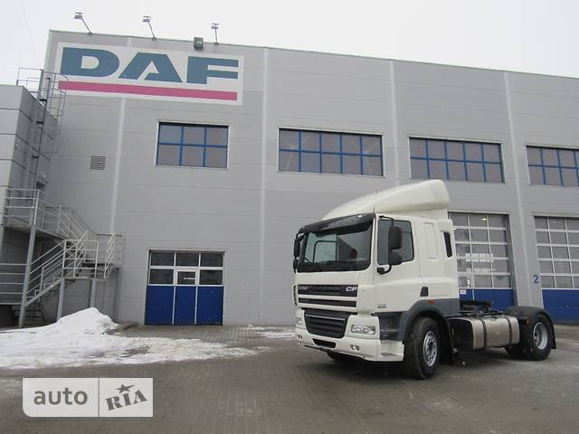 Daf CF 85 AT (462 л.с.) 4x2