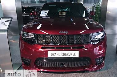 Jeep Grand Cherokee 6.4 AT (470 л.с.) AWD SRT8 2018