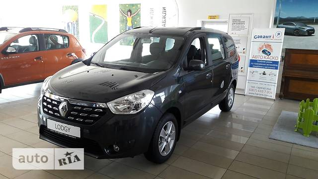 Renault Lodgy 1.5D МТ (90 л.с.) 7s Expression