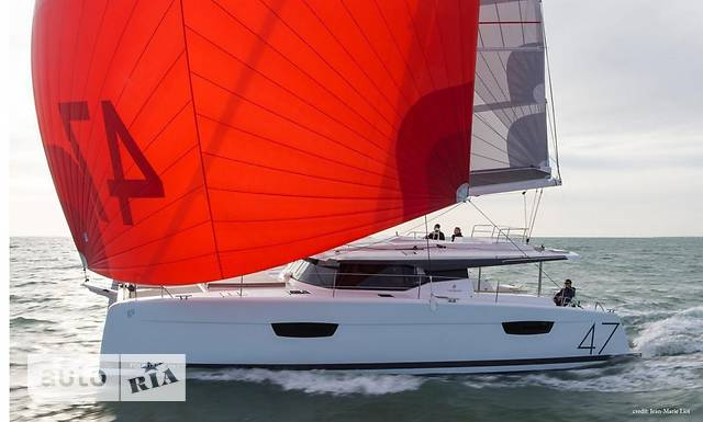 Fountaine-Pajot Saona 47