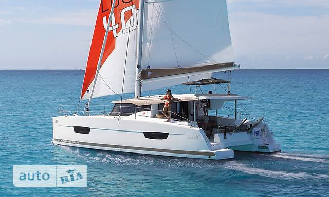 Fountaine-Pajot Lucia 40 40
