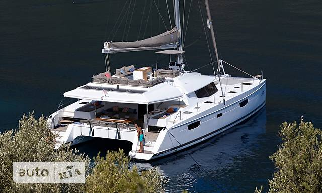 Fountaine-Pajot Ipanema 58 58