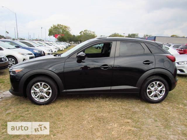 Mazda CX-3 1.5 Skyactiv-D АТ (105 л.с.) 4x4