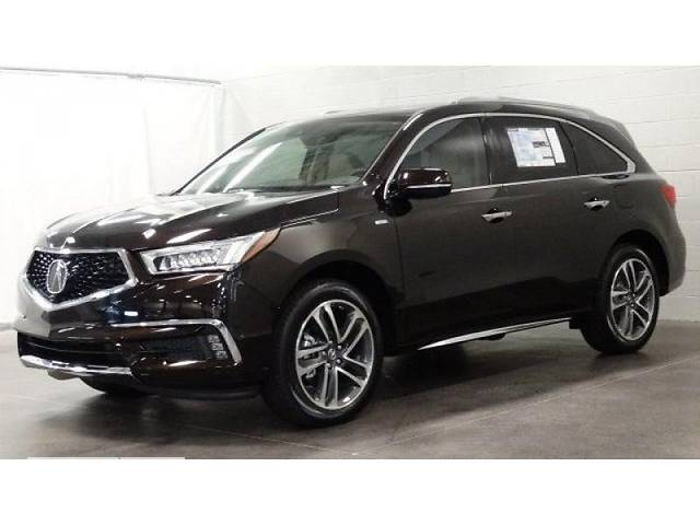 Acura MDX 3.0 AT (321 л.с.) Sport Hybrid SH-AWD Advance