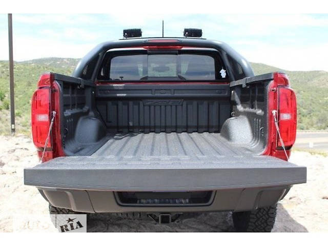 Chevrolet Colorado 3.6i AT (308 л.с.) ZR2 Off-Road 4WD