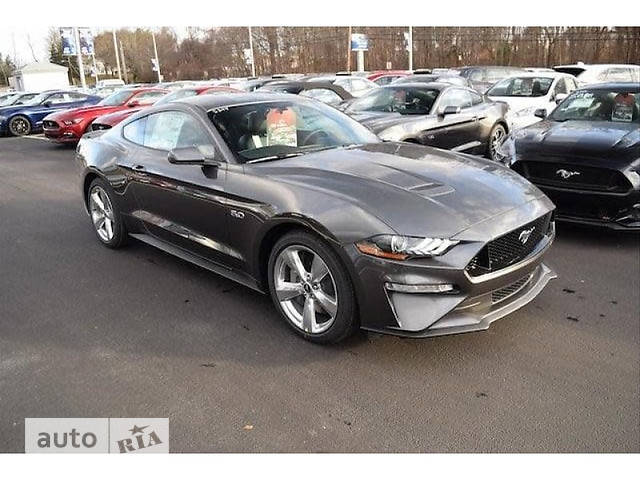 Ford Mustang GT 5.0 AT (460 л.с.) Premium