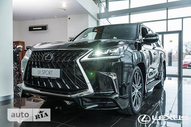 Lexus LX 570 AT (367 л.с.) Sport