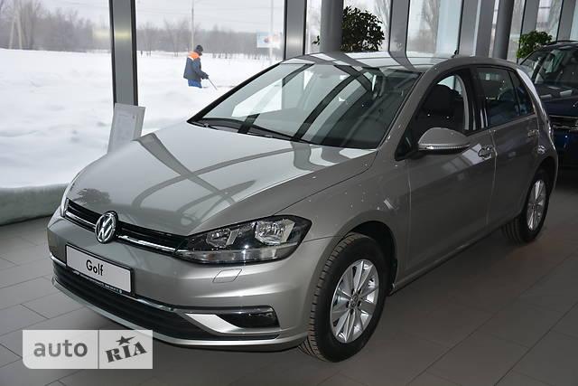 Volkswagen Golf New VII 1.4 TSI AТ (125 л.с.) Trendline