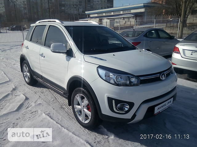 Great Wall М4 1.5i АМТ (95 л.с.) 4x2 Luxury