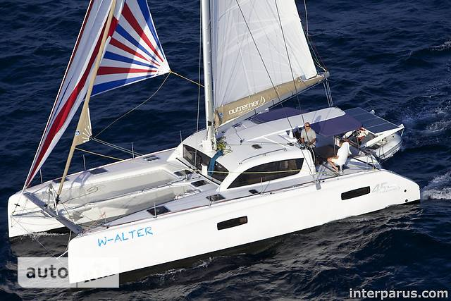 Outremer 45 45