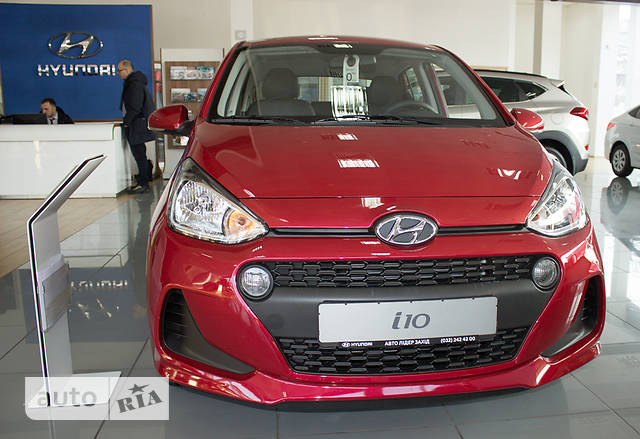 Hyundai i10 1.25 АT (87 л.с.) Comfort