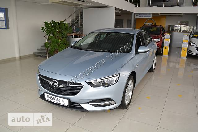 Opel Insignia Grand Sport 2.0D AT (170 л.с.) Start/Stop Edition