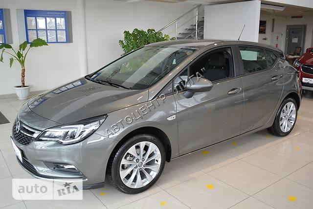 Opel Astra K 1.4 Turbo AT (150 л.с.) Enjoy