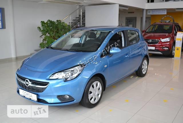 Opel Corsa 1.4 MT (90 л.с.) Start/Stop Enjoy